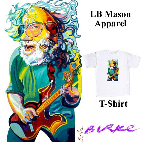 Original Artwork T-Shirt By Philip Burke SKU#000202-AT