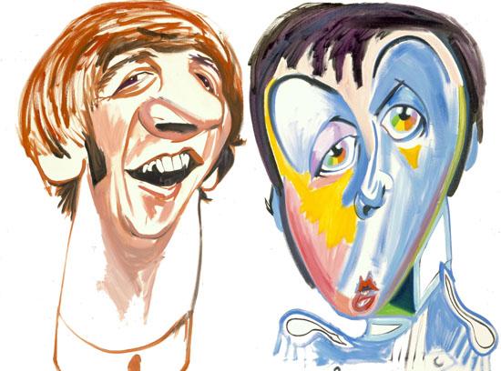 Artwork By Philip Burke SKU#000381