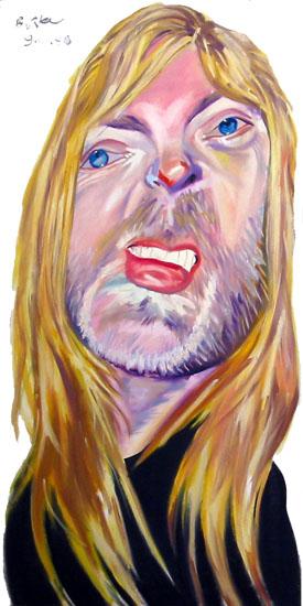 Artwork By Philip Burke SKU#000453