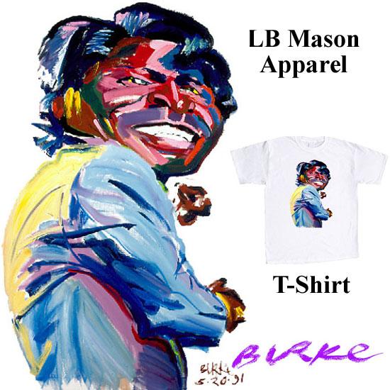 Original Artwork T-Shirt By Philip Burke SKU#000594-AT