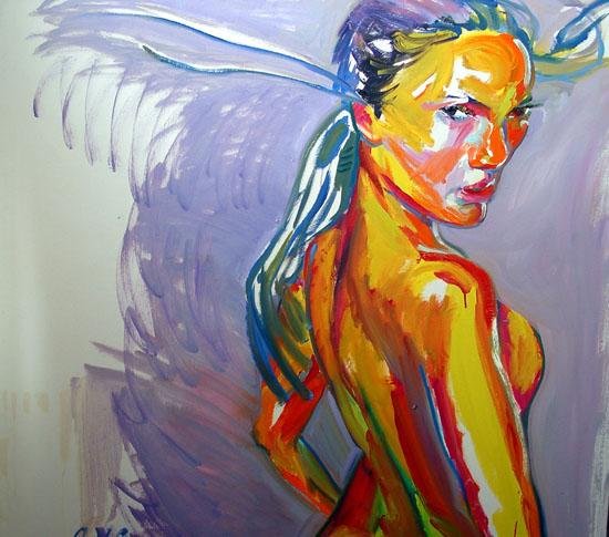 Artwork By Philip Burke SKU#000920