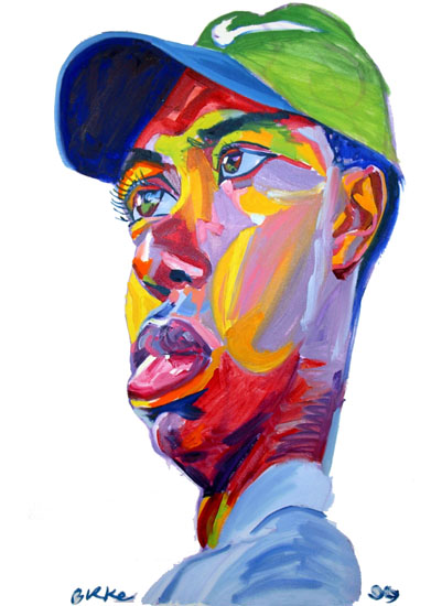 Artwork By Philip Burke SKU#000945