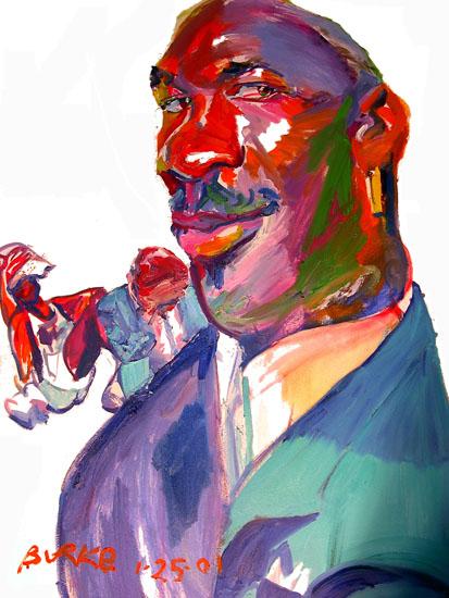 Artwork By Philip Burke SKU#001141
