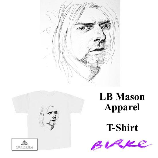 Original Artwork T-Shirt By Philip Burke SKU#002703-AT