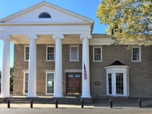 Historic Whitney Mansion, 335 Buffalo Avenue, Niagara Falls, New York - The Home of LB Mason Fine Art, LLC and The Philip Burke Art Collection