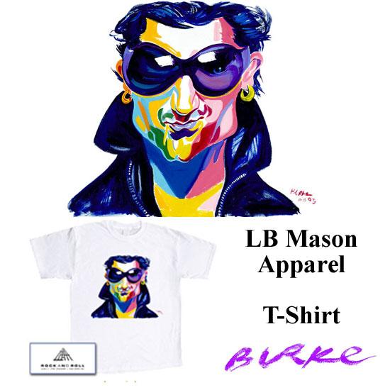 Original Artwork T-Shirt By Philip Burke SKU#000167-AT