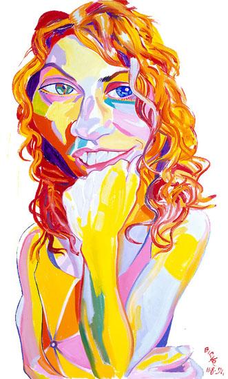 Artwork By Philip Burke SKU#000170