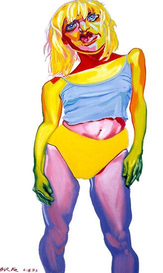 Artwork By Philip Burke SKU#000177