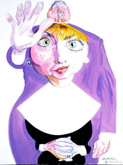 Artwork By Philip Burke SKU#000260