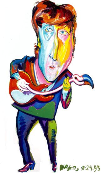 Artwork By Philip Burke SKU#000281