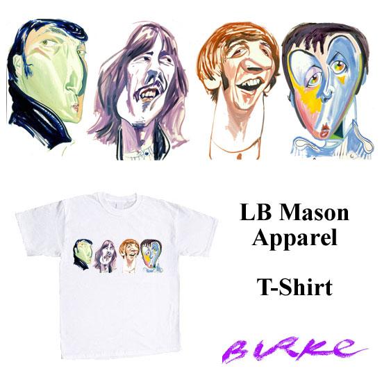 Original Artwork T-Shirt By Philip Burke SKU#000381-AT