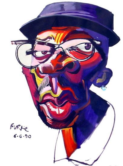 Artwork By Philip Burke SKU#000390