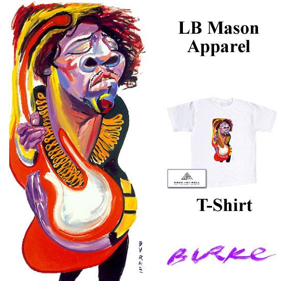 Original Artwork T-Shirt By Philip Burke SKU#000458-AT