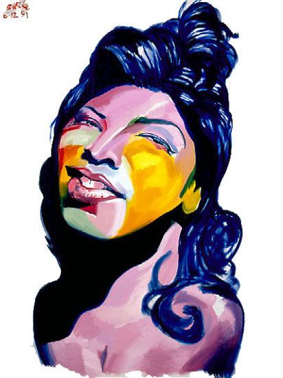 Artwork By Philip Burke SKU#000476