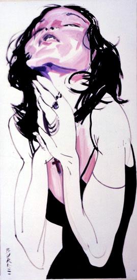 Artwork By Philip Burke SKU#000487