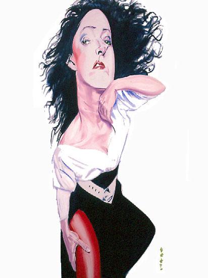 Artwork By Philip Burke SKU#000490