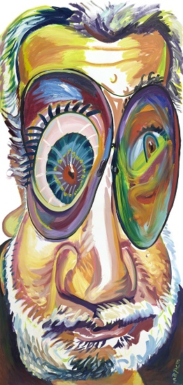 Artwork By Philip Burke SKU#000636
