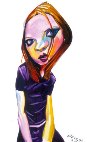 Artwork By Philip Burke SKU#000661