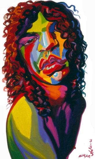 Artwork By Philip Burke SKU#000698
