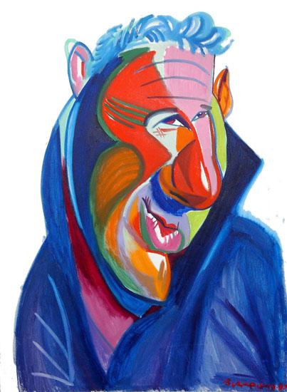 Artwork By Philip Burke SKU#000735