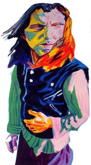 Artwork By Philip Burke SKU#000779