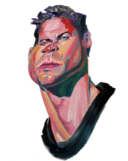 Artwork By Philip Burke SKU#000842