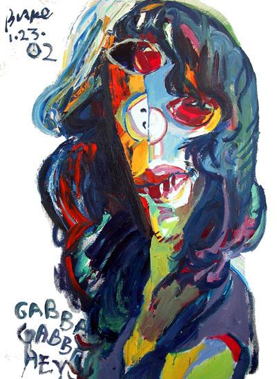 Artwork By Philip Burke SKU#000884