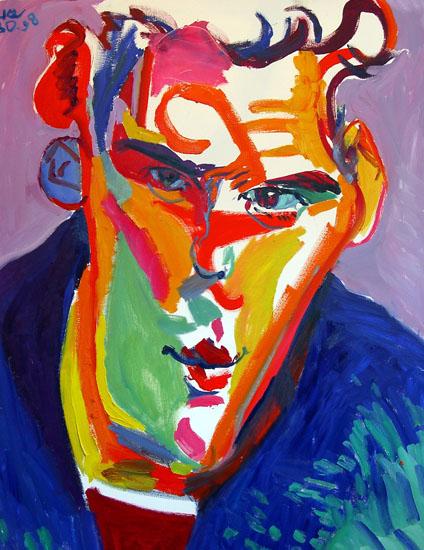 Artwork By Philip Burke SKU#000902