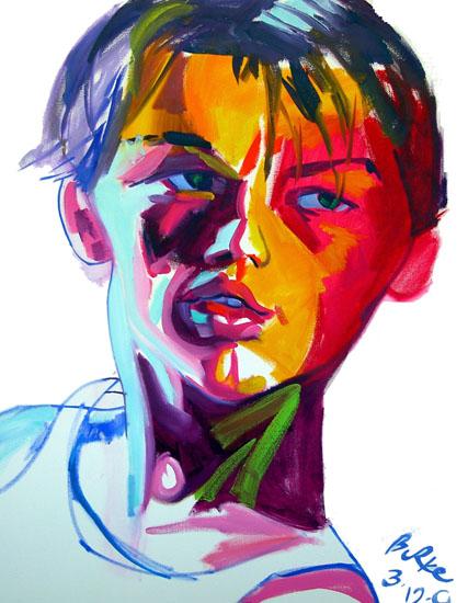 Artwork By Philip Burke SKU#000927