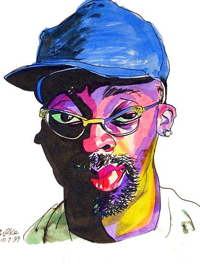 Artwork By Philip Burke SKU#001095