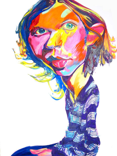 Artwork By Philip Burke SKU#002863