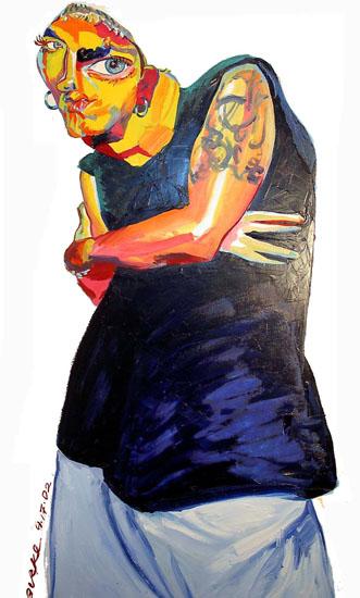 Artwork By Philip Burke SKU#003105