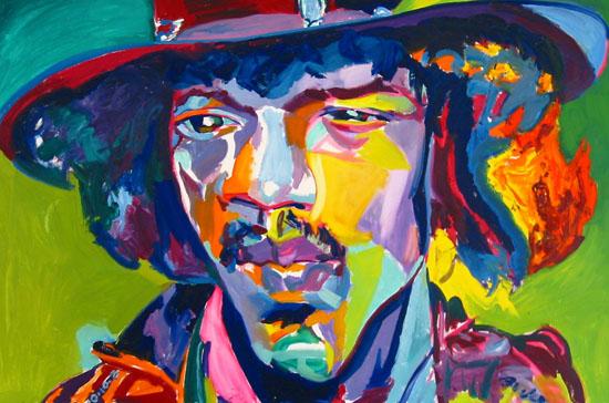 Artwork By Philip Burke SKU#010808