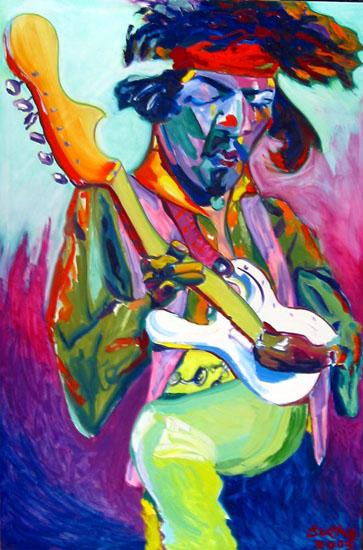 Artwork By Philip Burke SKU#010815