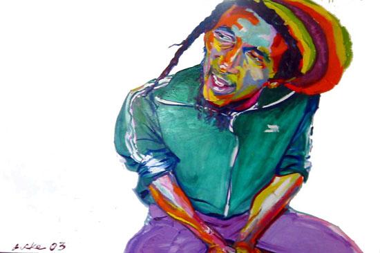 Artwork By Philip Burke SKU#010975