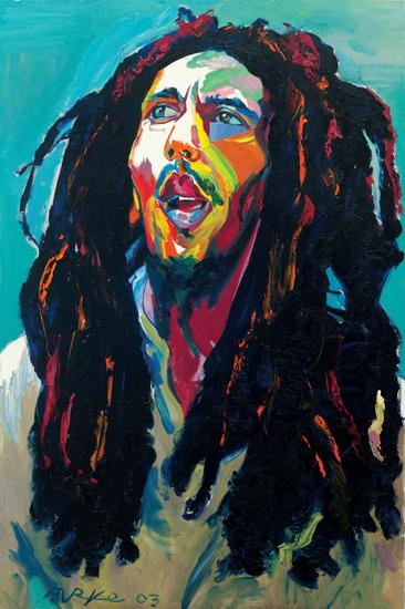 Artwork By Philip Burke SKU#010976