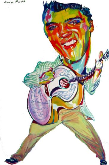 Artwork By Philip Burke SKU#010977