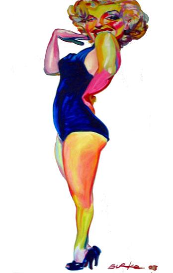 Artwork By Philip Burke SKU#010978