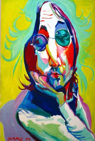 Artwork By Philip Burke SKU#010980