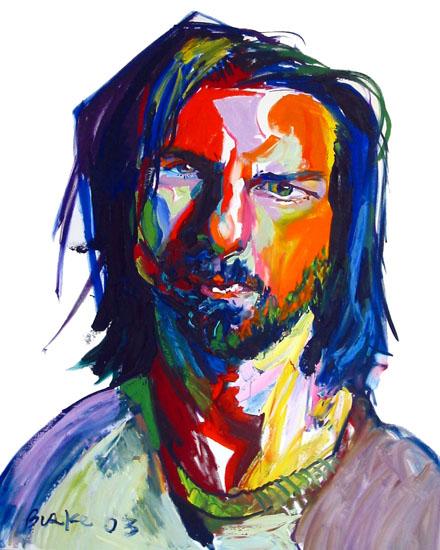 Artwork By Philip Burke SKU#011153