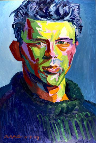 Artwork By Philip Burke SKU#011163