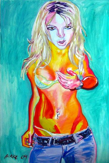 Artwork By Philip Burke SKU#011213
