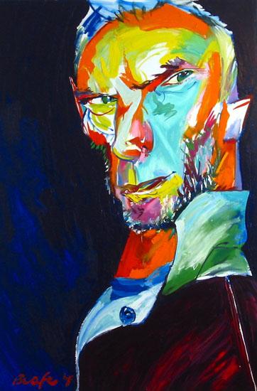 Artwork By Philip Burke SKU#011214