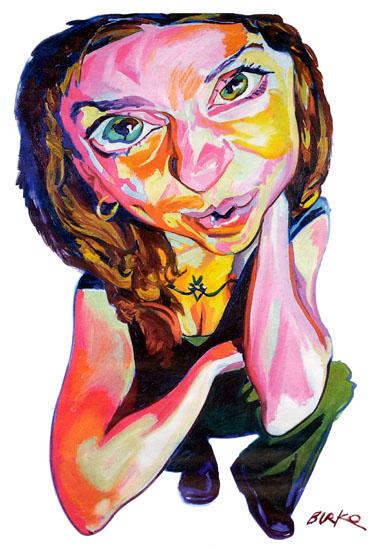 Artwork By Philip Burke SKU#011242