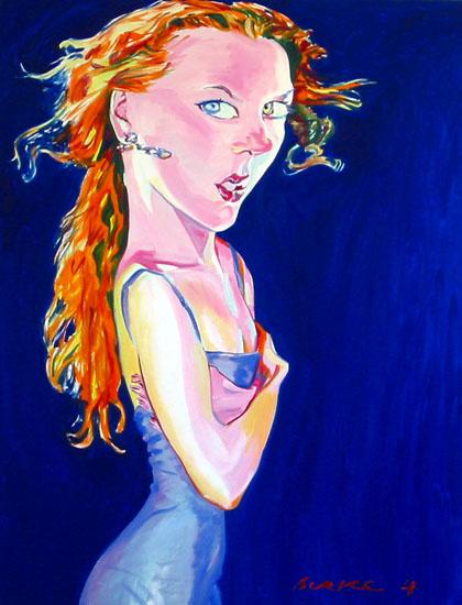 Artwork By Philip Burke SKU#011250