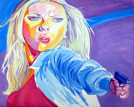 Artwork By Philip Burke SKU#011542