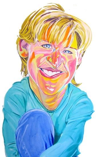 Artwork By Philip Burke SKU#011562