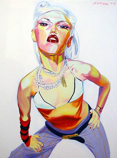 Artwork By Philip Burke SKU#011640