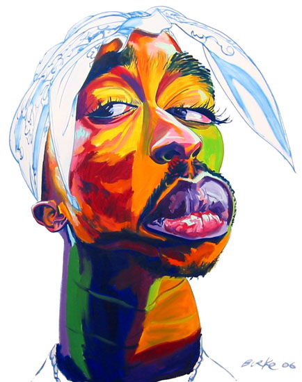 Artwork By Philip Burke SKU#011642