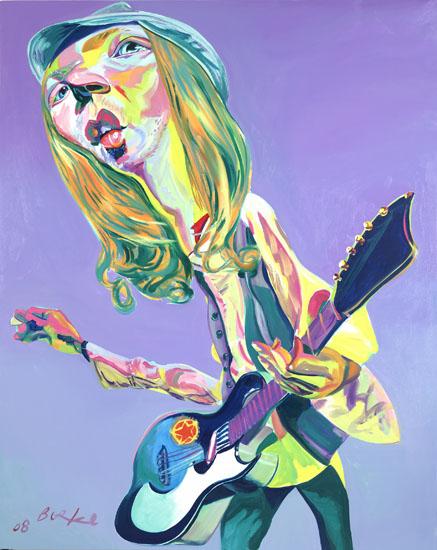 Artwork By Philip Burke SKU#011978